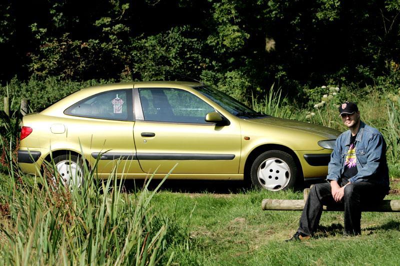 Citroën Xsara Coupé 1.4i - 1998