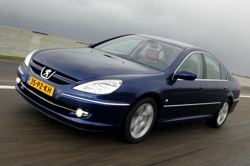 Peugeot 607 2.7 HDI Féline (2005)