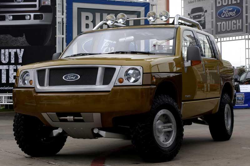 Ford Equator concept car naar de veiling