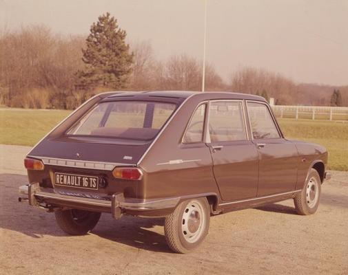 Renault 16 1965