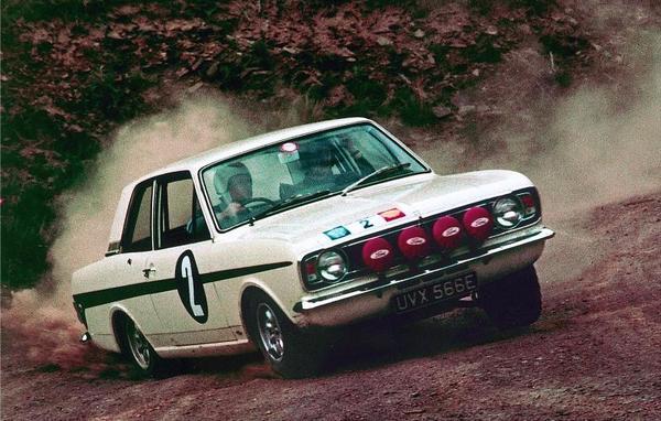 Ford-Lotus Cortina Mk I
