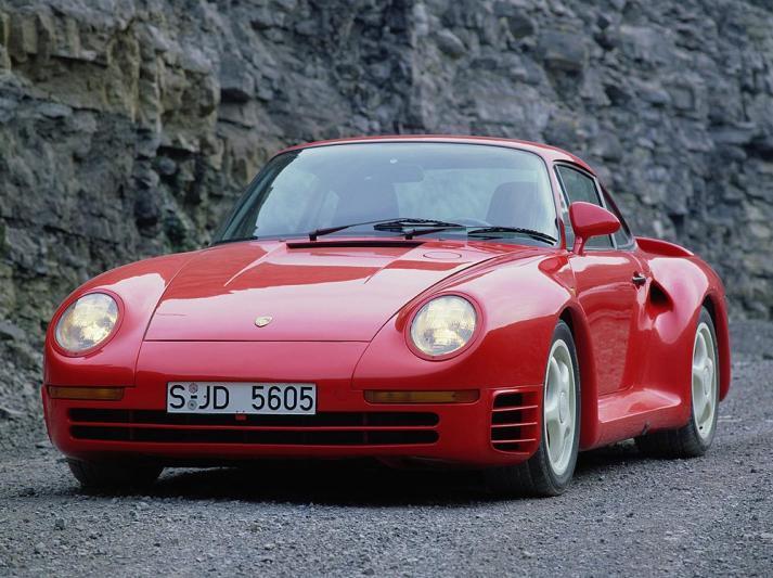 VriMibolide: Porsche 959