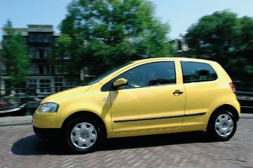 Volkswagen Fox 1.2 Trendline (2005)