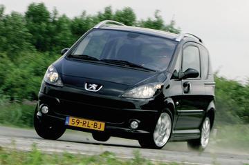 Peugeot 1007 Sporty 1.6 16V (2005)