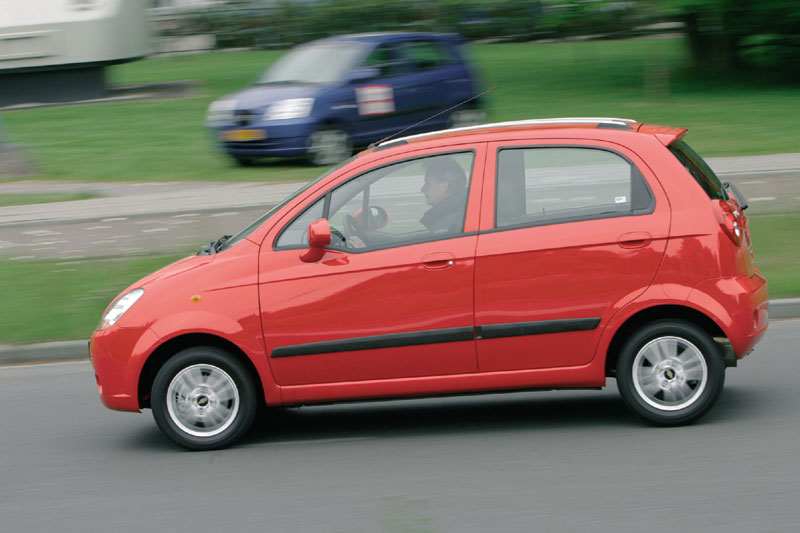 chevrolet matiz 1 0 class 2005 autotest. Black Bedroom Furniture Sets. Home Design Ideas