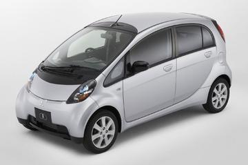 Mitsubishi i naar Europa