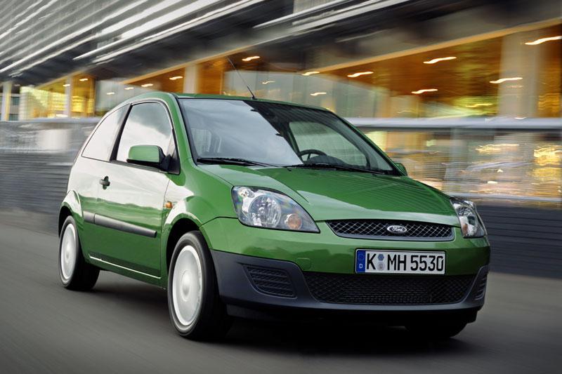 Gereden: Ford Fiesta en Fusion