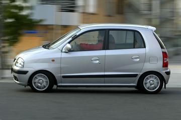 Gereden: Hyundai Atos