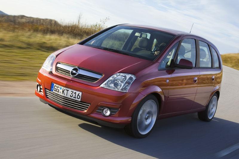 Opel Meriva vernieuwd
