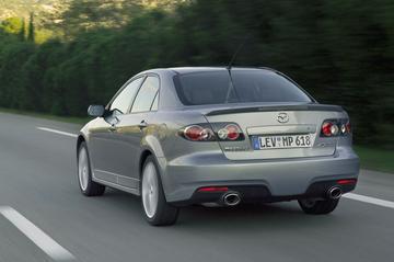 Mazda 6 MPS