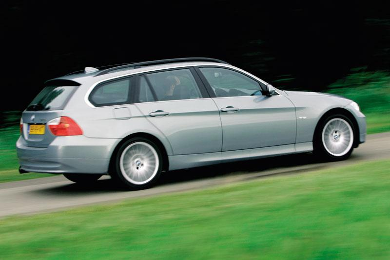 BMW 325i Touring (2006)