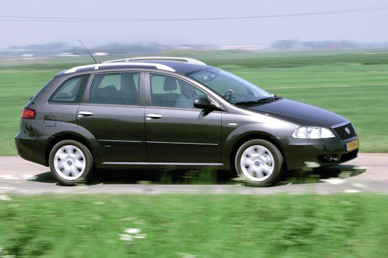 Fiat Croma 1.9 Multijet 16V Business Connect (2005)