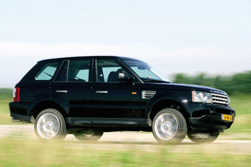 Land Rover Range Rover Sport Supercharged (2006)