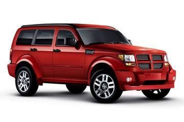 Voor volgend jaar: Dodge Nitro
