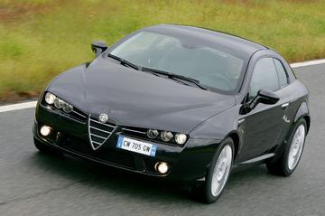 Prijzen Alfa Romeo Brera bekend