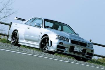 Nissan Skyline GT-R Z-Tune