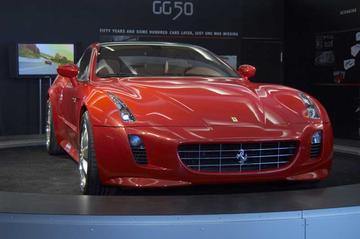 Nog één keer Ferrari GG50