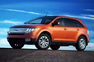 Wereldpremiere Ford Edge in Detroit