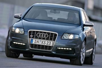Ook V10 voor Audi S6