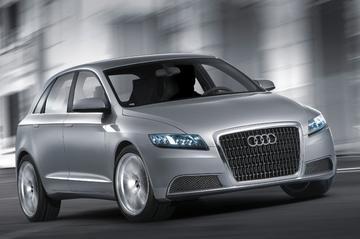 Verrassing: Audi Roadjet Concept