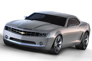 Chevrolet Camaro komt terug