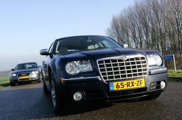 Chrysler 300C 3.0CRD Touring/Audi A6 Avant 2.7 TDI