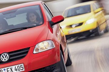 Werk aan opvolger Volkswagen Fox