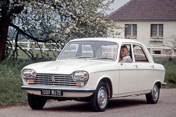Peugeot 204 (1965)