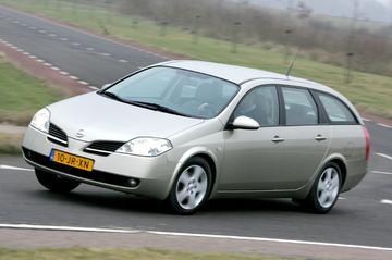 Nissan Primera Estate 1.8i 16V Visia – 2002