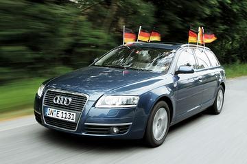 100.000 km met de Audi A6