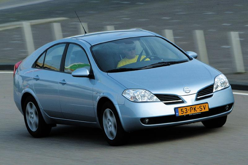 Nissan Primera 1.9 dCi Acenta (2004)