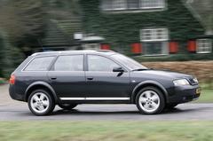 Audi allroad quattro 4.2 V8