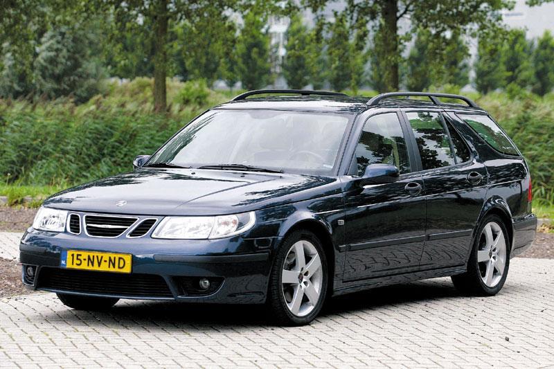 Saab 9-5 Estate 2.3 Turbo Aero (2004)