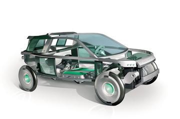 Land Rover werpt blik vooruit