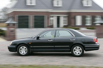 Hyundai XG – 2002