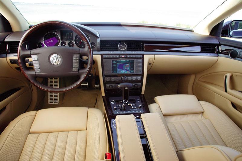 volkswagen phaeton 5 0 v10 tdi 4motion 2004 autotest. Black Bedroom Furniture Sets. Home Design Ideas