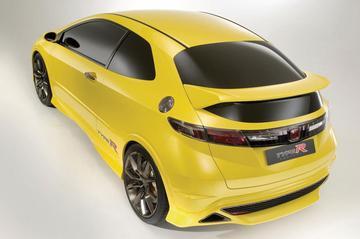 In vol ornaat: Honda Civic Type-R