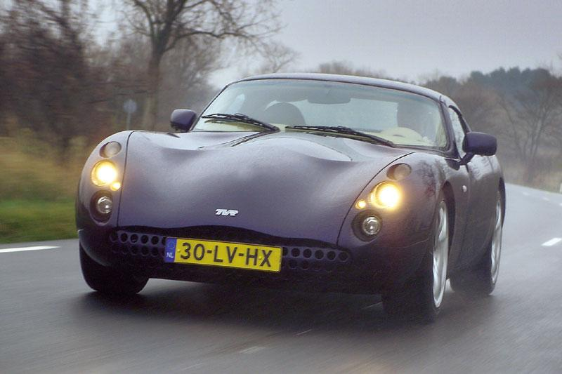 TVR Tuscan (2004)