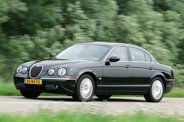 Jaguar S-type 2.7D Executive (2004)