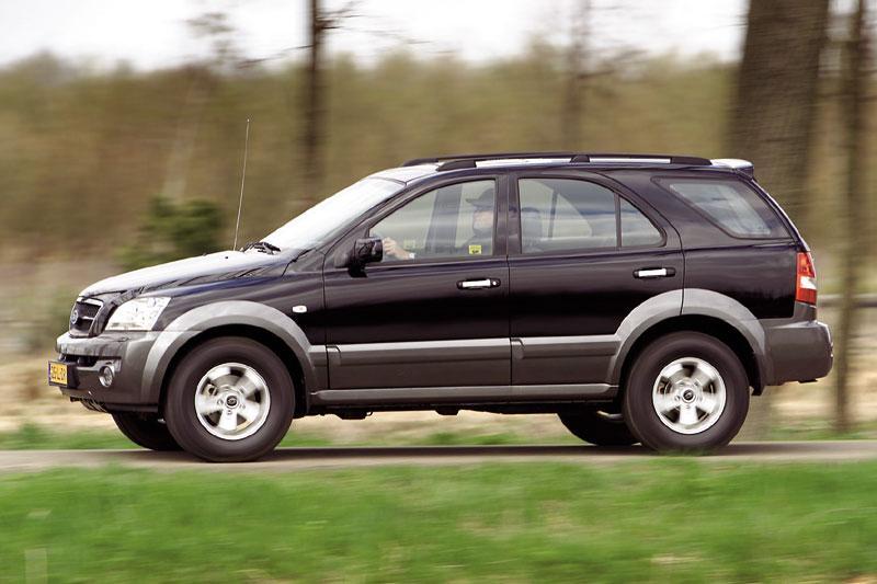 Kia Sorento 3.5 V6 EX Luxe (2004)