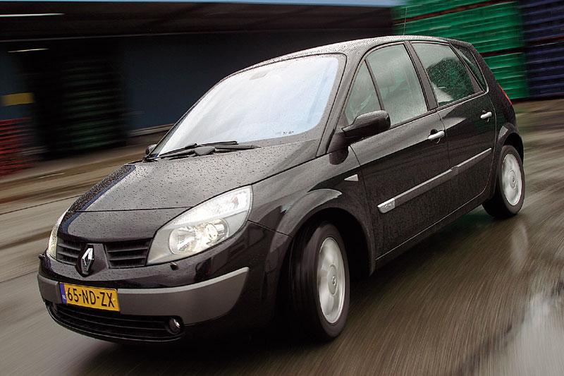 Renault Scénic 1.6 16V Privilège Luxe (2004)