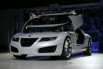 Nog één keer Saab Aero X