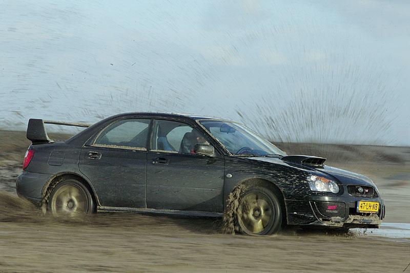 Subaru Impreza WRX STi AWD (2004)