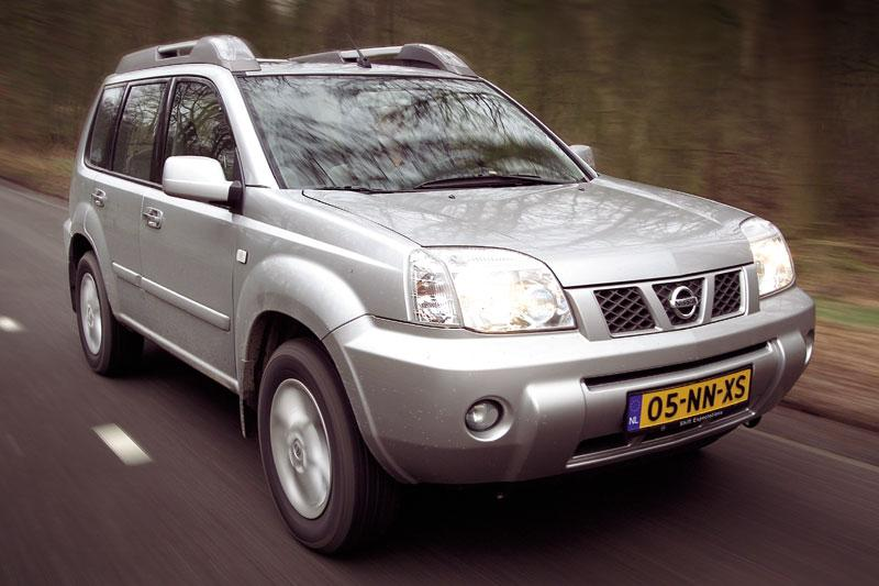 Nissan X-Trail 2.2 dCi Sport Outdoor (2004)