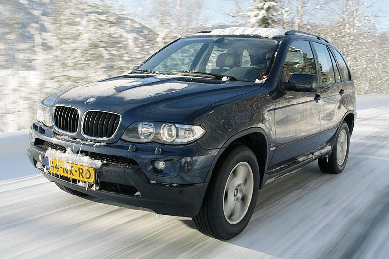 BMW X5 3.0i High Executive (2004)