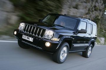 'Geen opvolger Jeep Commander'