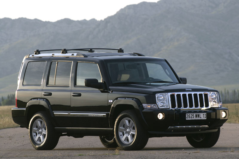 jeep commander 3 0 crd limited. Black Bedroom Furniture Sets. Home Design Ideas