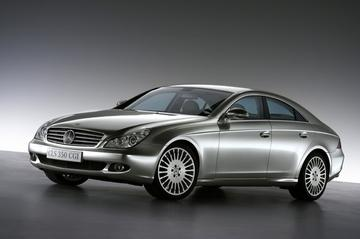 Mercedes CLS CGI: 15 procent zuiniger