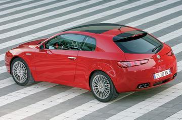 Alfa Brera diesel komt in juni