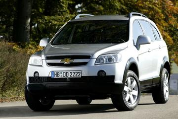 Chevrolet Captiva 3.2 Executive (2007)